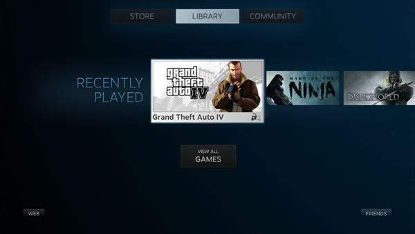 Valve launches Steam's Big Picture mode, celebrates with a