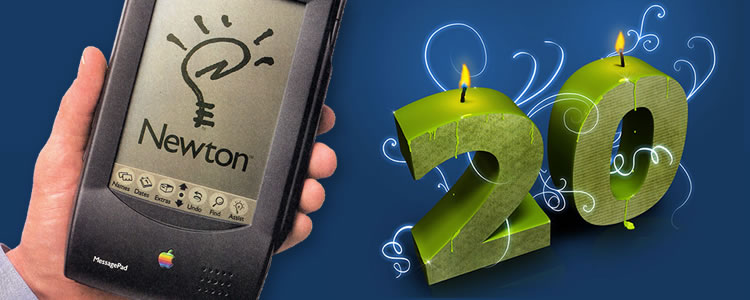 Apple's Newton, 20 years later: it was a failure, but oh - you could smell the future