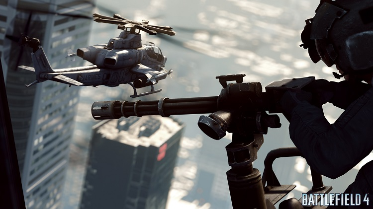 Latest Battlefield 4 patch addresses network issues, game crashes