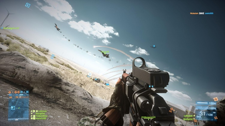 Latest Battlefield 4 patch attacks camera height issues, crashing