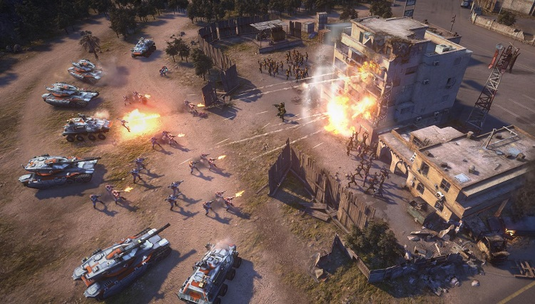 ea, pc, command and conquer, rts, cc, red alert, victory studios, westwood studios