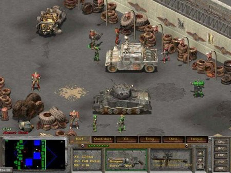 Fallout, Fallout 2, Fallout Tactics removed from GOG due to rights