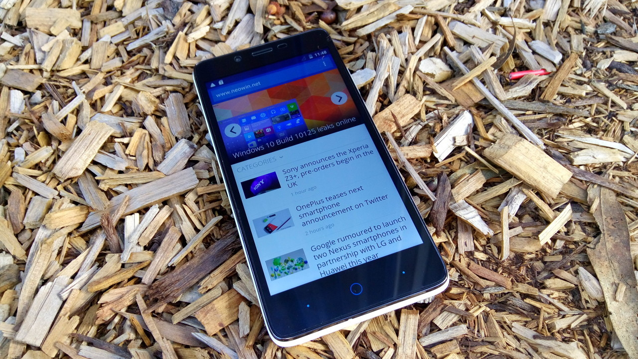 Neowin: Elephone P6000 smartphone review