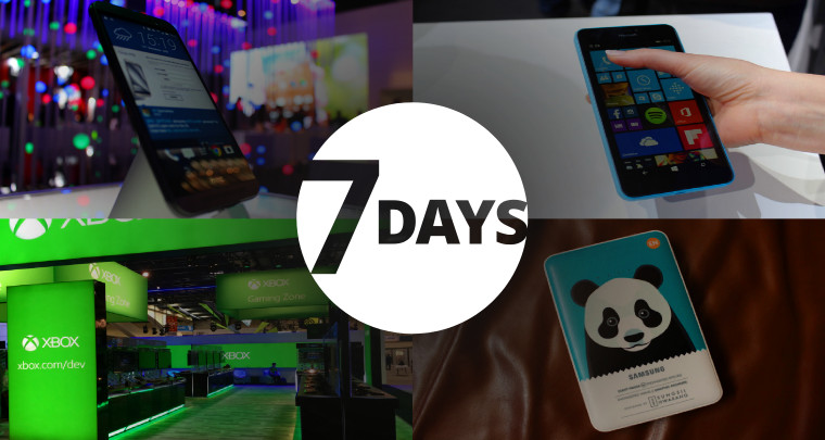 Neowin's 7 Days: A week of fabulous flagships, low-end Lumias, hardcore Xbox-ing and a sad panda