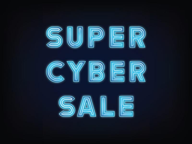 Enjoy exclusive savings on featured cybersecurity deals in our Cyber Monday sale event
