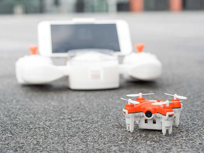 Get the world's smallest camera drone at a discount