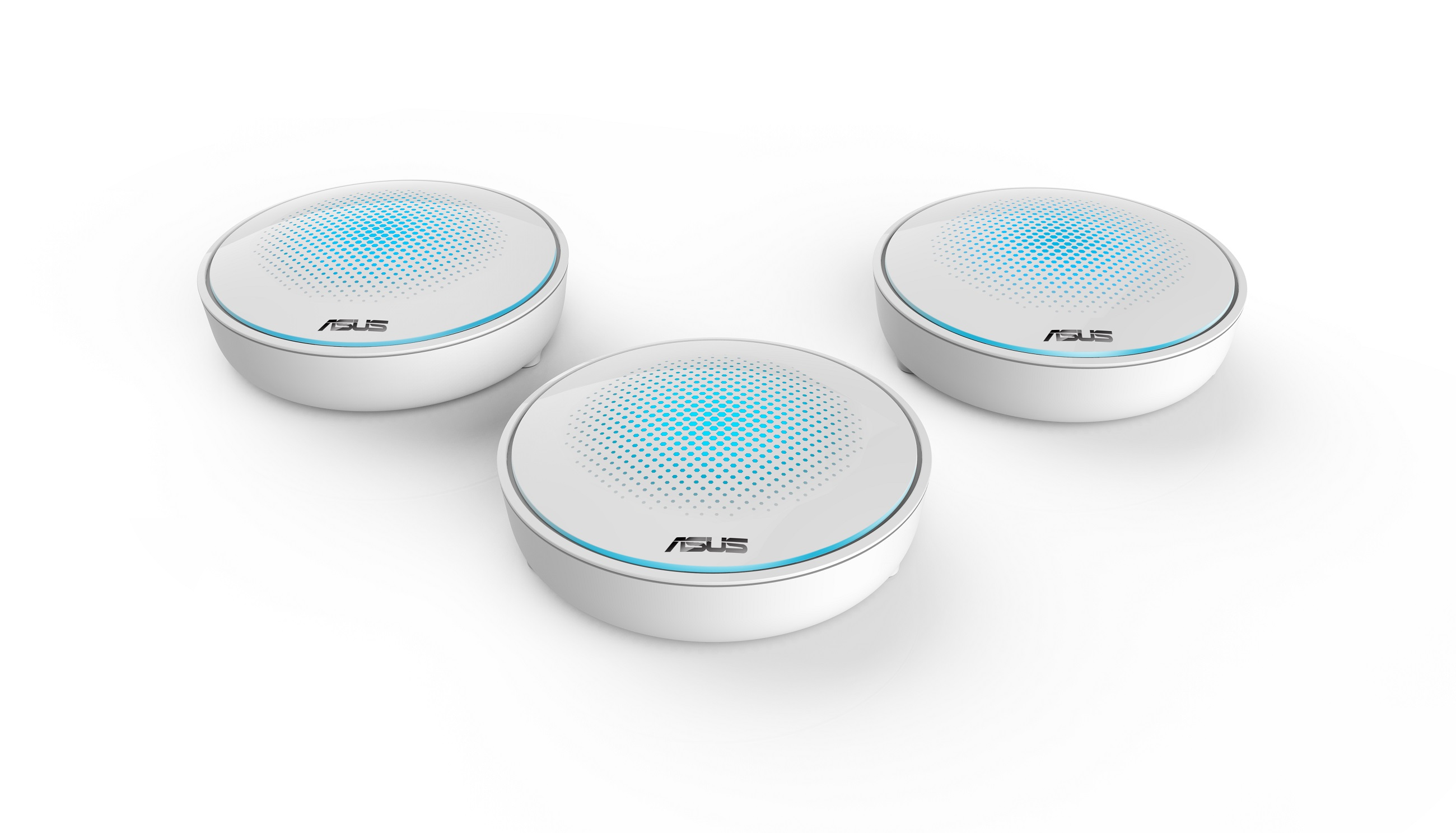 Asus launches Lyra home Wi-Fi system with built-in security