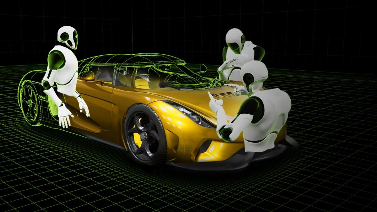 Nvidia introduces Holodeck VR design tool for life-size modeling