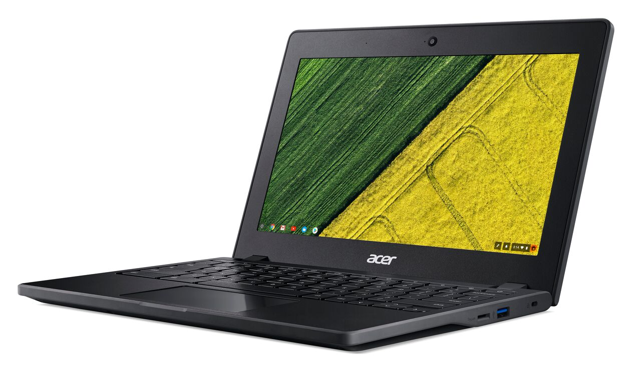 Acer launches new Chromebook for education and commercial use