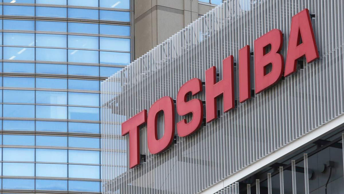 Western Digital is ready to buy Toshiba's chip manufacturing business