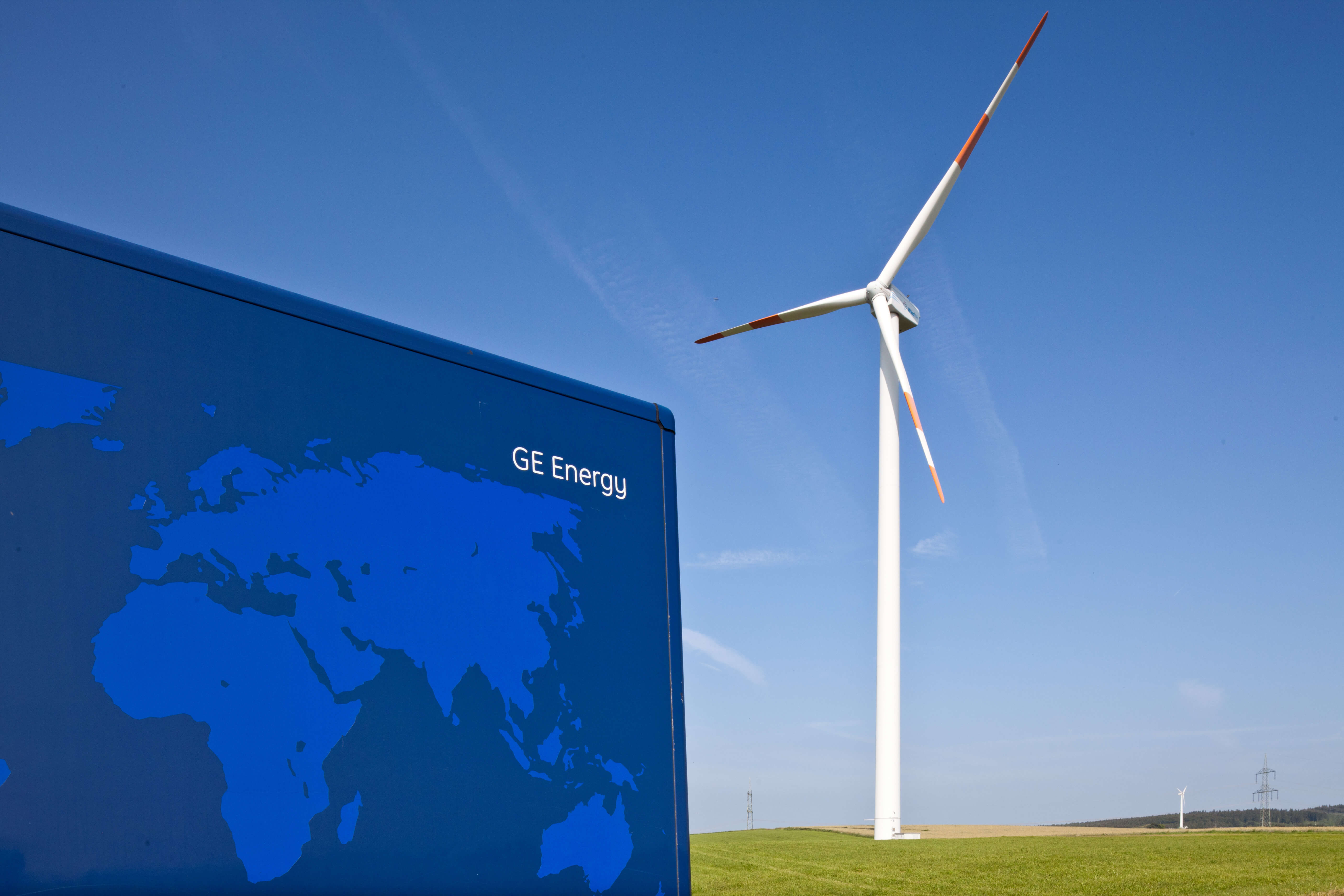 Microsoft and GE team up on wind-powered energy project ...