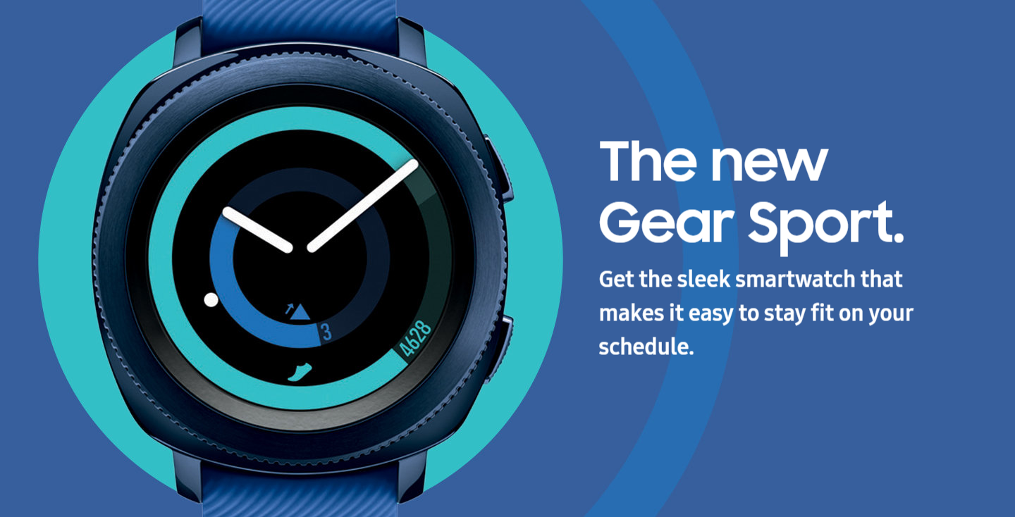 Pre-orders for Samsung's Gear Sport, IconX 2018 earbuds ...