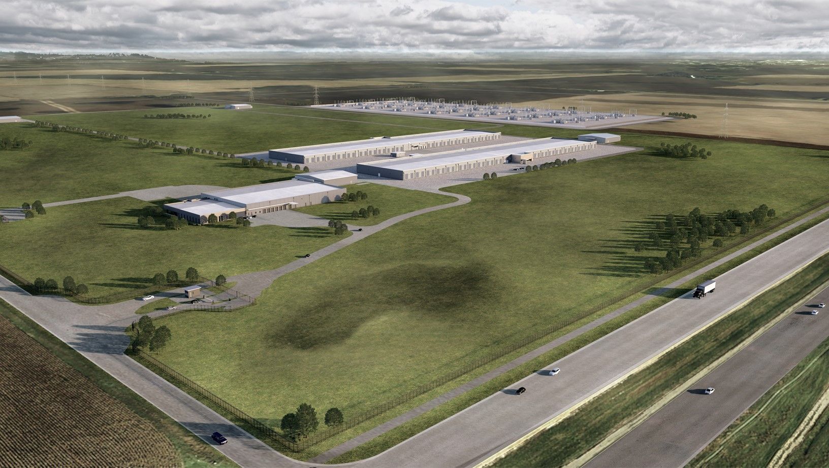 Apple to build data center in Iowa with completely renewable energy