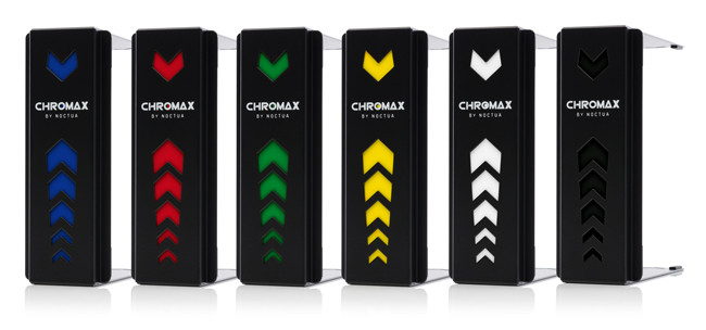 Noctua introduces Chromax line in six colors other than