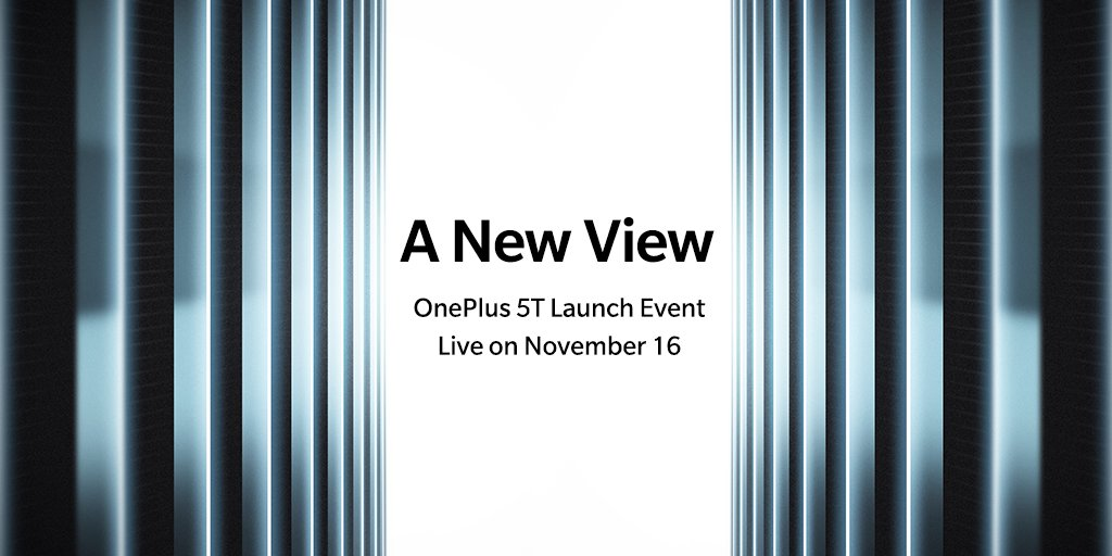 OnePlus 5T event is open to the public if you have $40