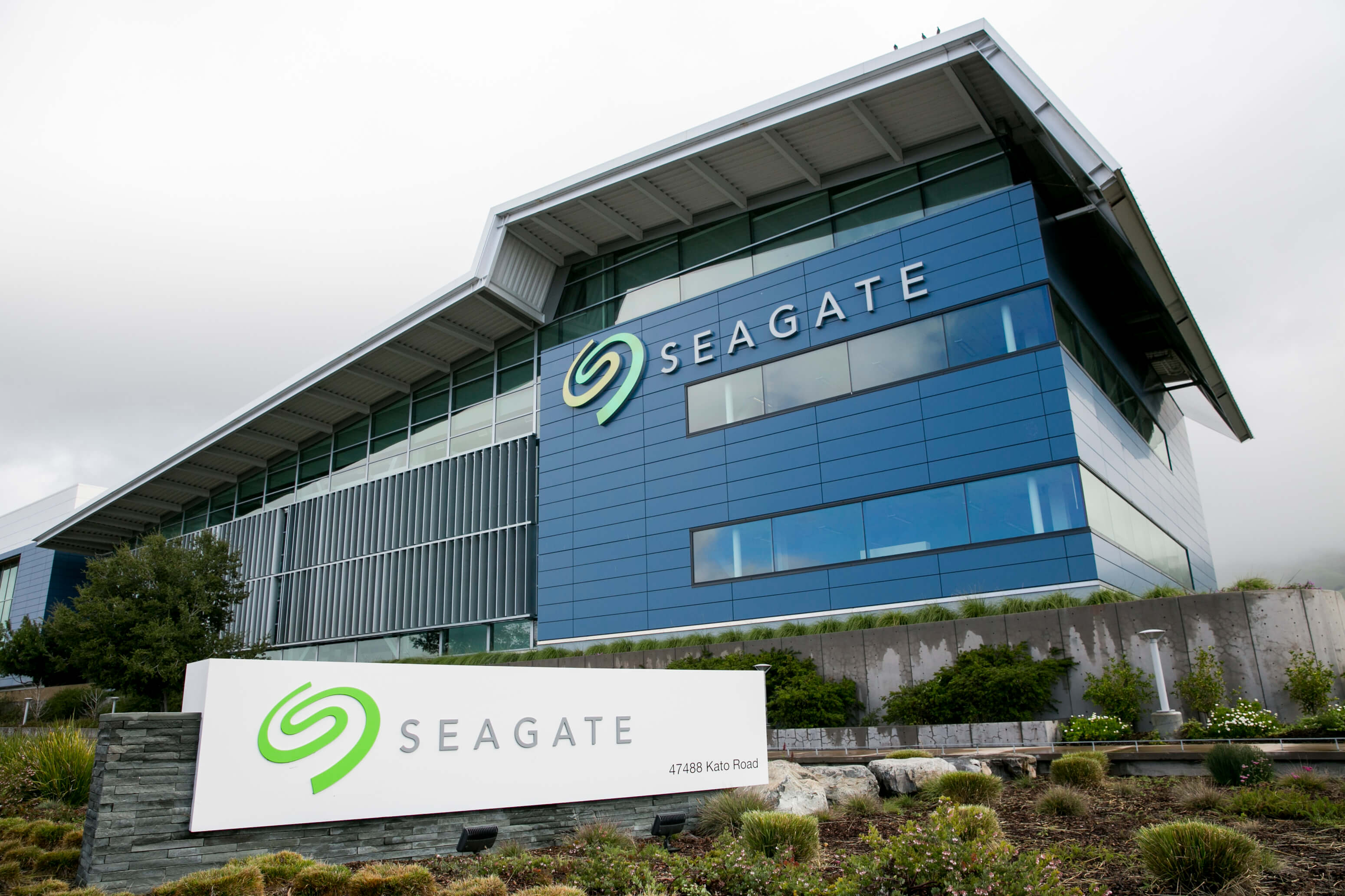 Seagate reveals storage roadmap showing 20TB drives by 2020