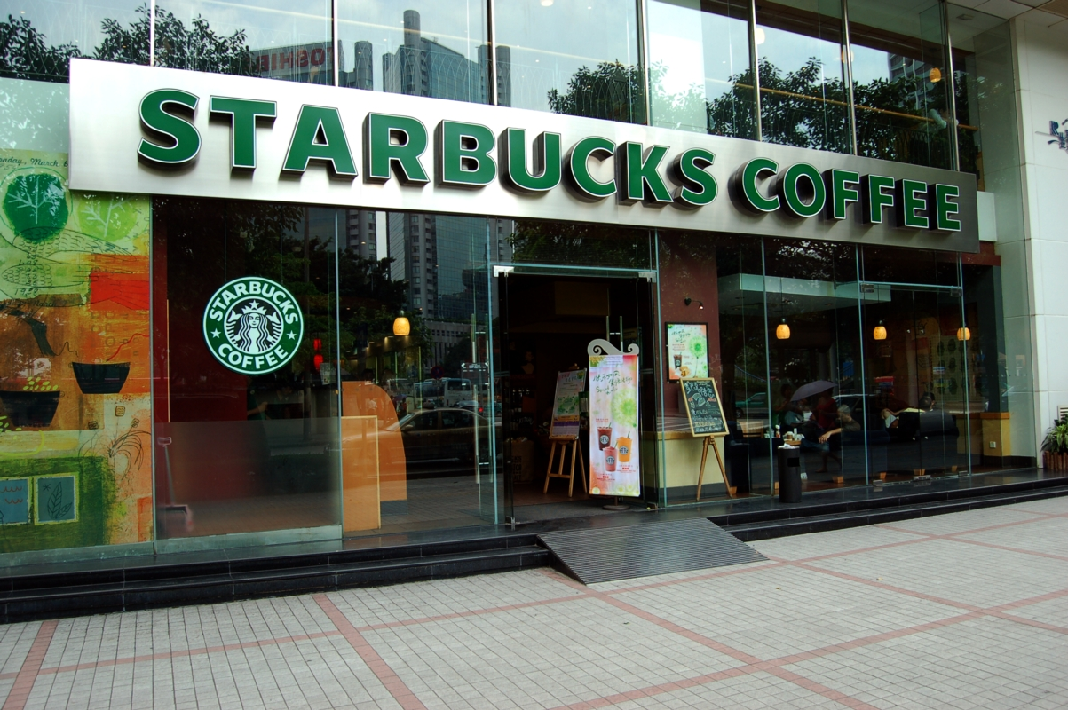 Starbucks is implementing Qi wireless charging