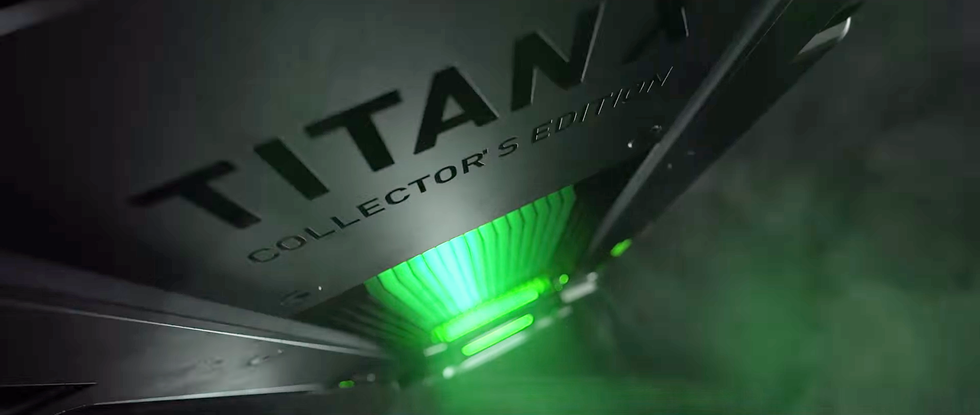 Nvidia is about to launch a GTX Titan X Collector's Edition graphics card