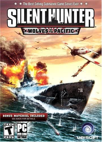 Silent Hunter 4: The Wolves of the Pacific