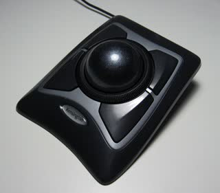 Kensington 64325 Expert Mouse Optical USB Trackball