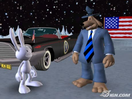 Sam & Max: Episode 6 - Bright Side Of The Moon