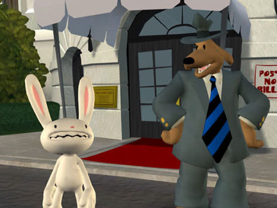 Sam & Max: Episode 4 - Abe Lincoln Must Die