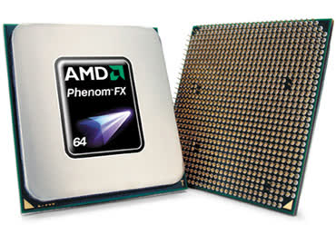 AMD Phenom X4 9600 2.3GHz Socket AM2+