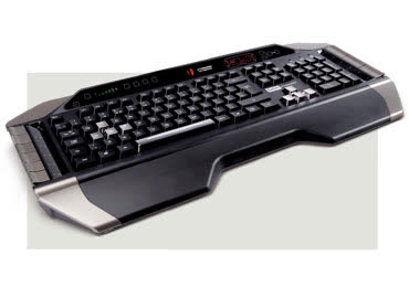 Mad Catz / Saitek Cyborg Gaming Keyboard PK17U