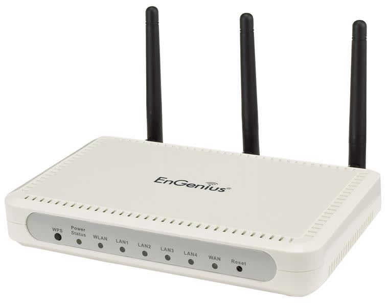 EnGenius ESR9710 Wireless-N Gigabit Router