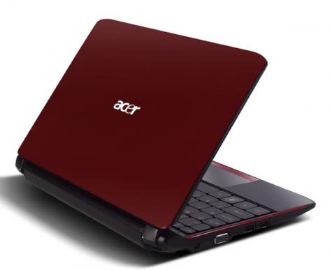 Acer Aspire One D250 Android - Intel Atom