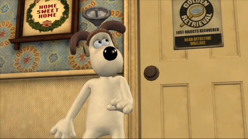 Wallace & Gromit Grand Adventures: The Bogey Man