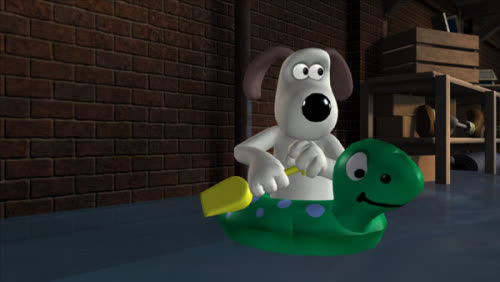 Wallace & Gromits Grand Adventures: The Last Resort