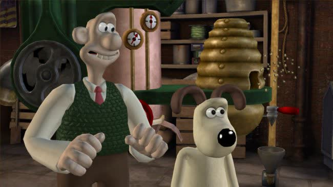Wallace & Gromits Grand Adventures: Fright of the Bumblebees