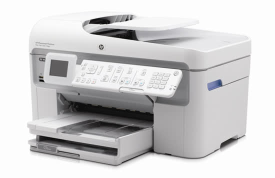HP Photosmart Premium Fax All-in-one CC335B C309a