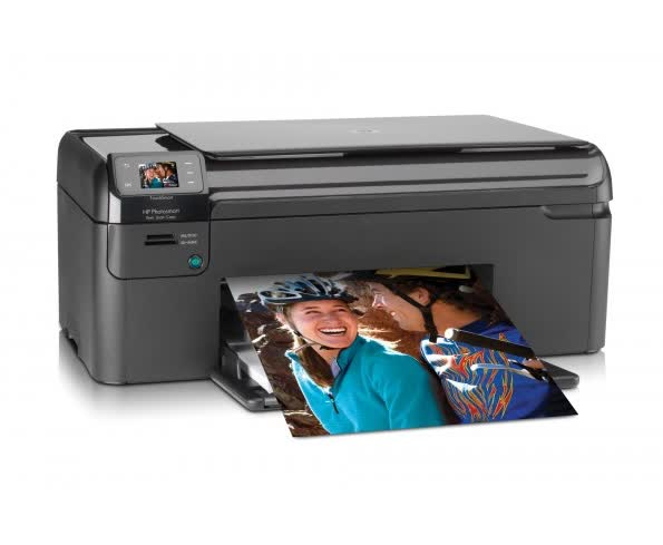 HP Photosmart All-in-One Printer B109A