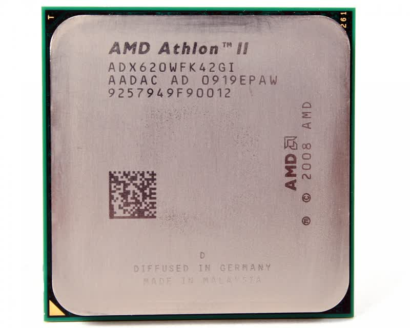 AMD Athlon 2 X4 620 2.6GHz AM3