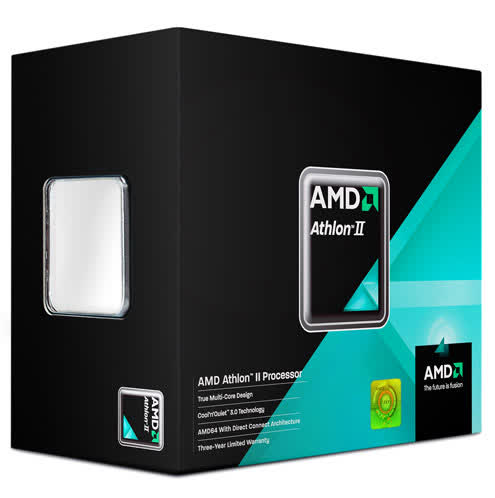 AMD Athlon 2 X4 630 2.8GHz AM3