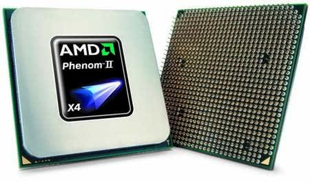 AMD Phenom 2 X4 965 Black Edition 3.4GHz Socket AM3