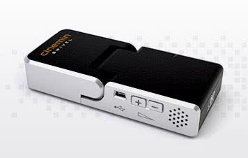 WowWee Cinemin Swivel Pocket Projector