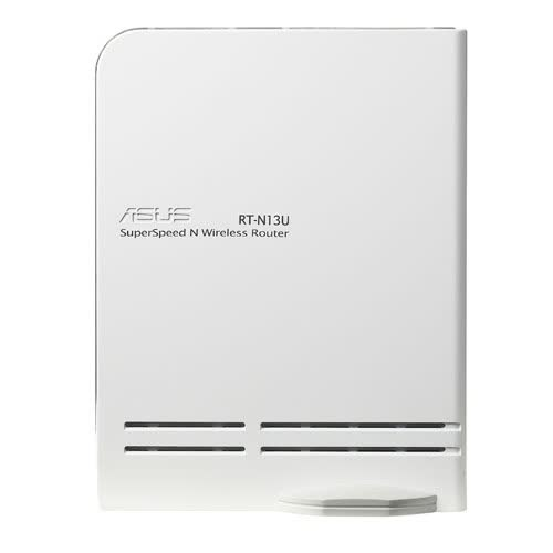 Asus RT-N13U Wireless N Router with All-in-One Printer Server