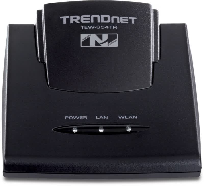 Trendnet TEW-654TR Wireless N Travel Router