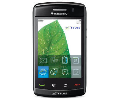 Telus Blackberry 9550 Storm