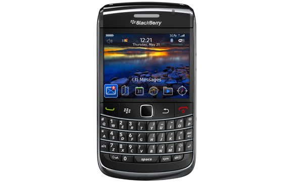 Rogers Wireless BlackBerry 9700 Bold