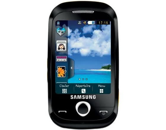 Samsung S3650 Corby / Genio Touch