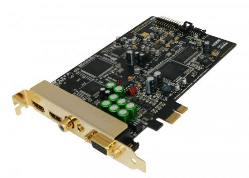 Auzentech X-Fi Home Theater HD PCIe