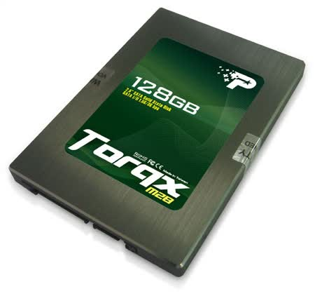 Patriot SSD Torqx M28 128GB MLC SATA300