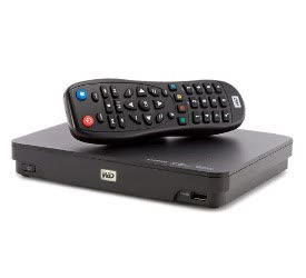 Western Digital WD TV Live Hub