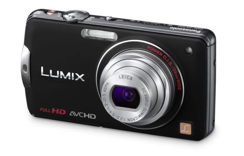 Panasonic Lumix DMC-FX700