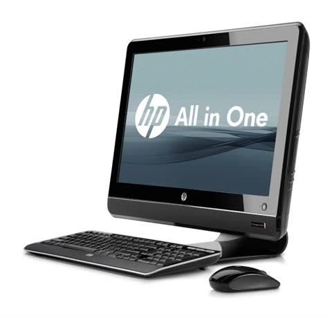 HP Compaq 6000 Pro All-in-One Business PC