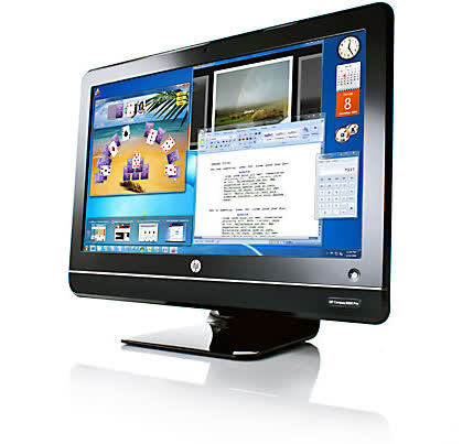HP Compaq 6000 Pro All-in-One Business PC Reviews - TechSpot